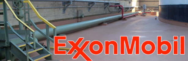 Polyurea Liners at Exxon Mobil by Totail Containment Solutions