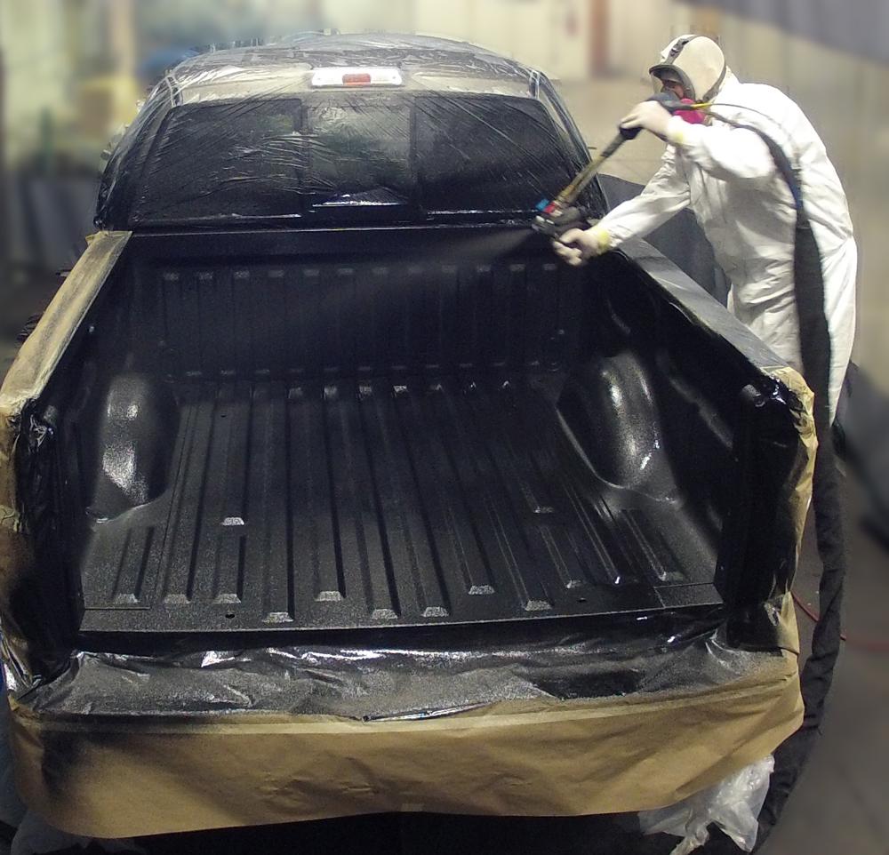 Polyurea Truck Bed liners